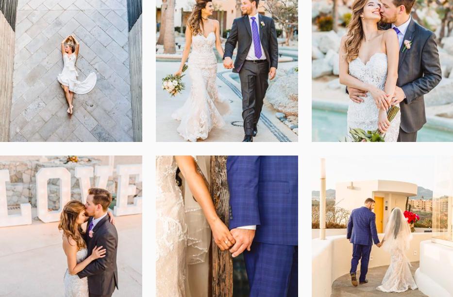 Daniel Jireh Cabo Wedding Photographer Instagram Profile
