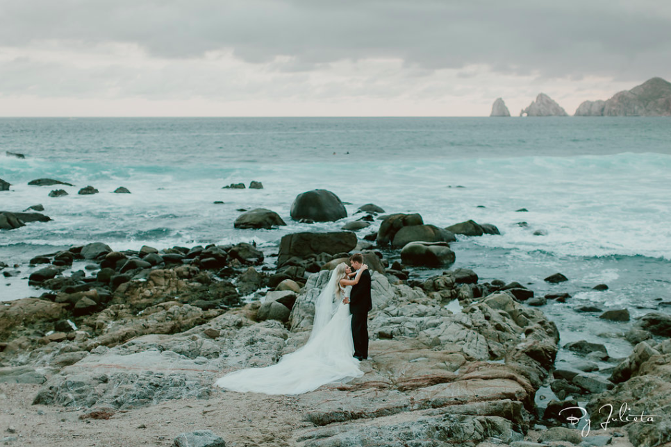 Destination weddings in Los Cabos