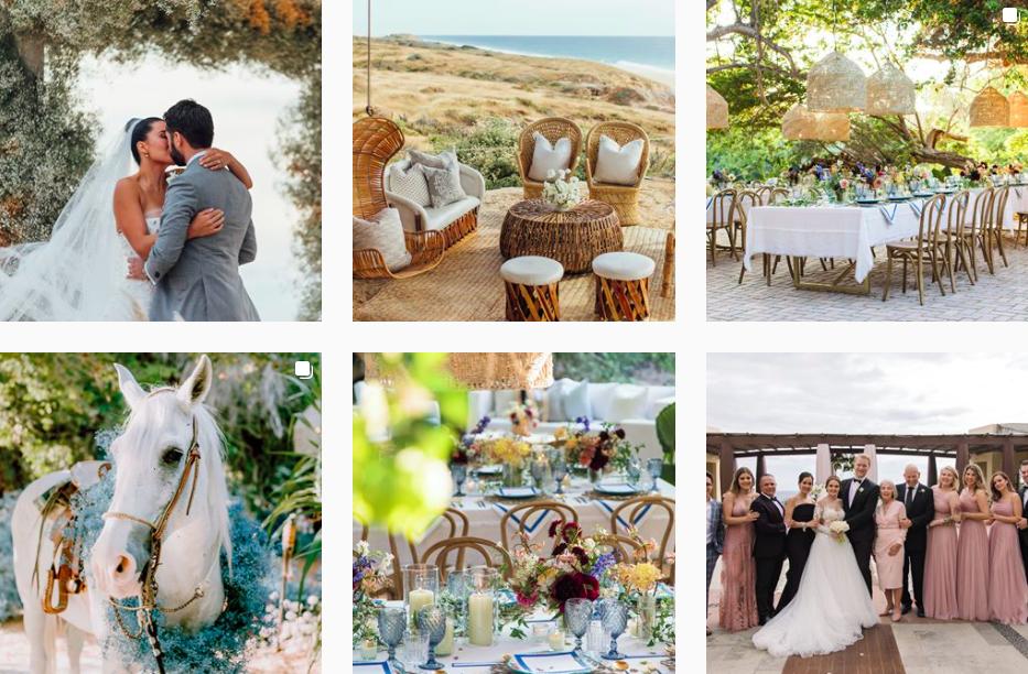 la76 Cabo Wedding Photographer Instagram Profile