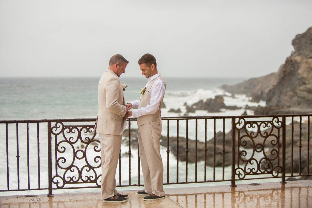 gay cabo wedding