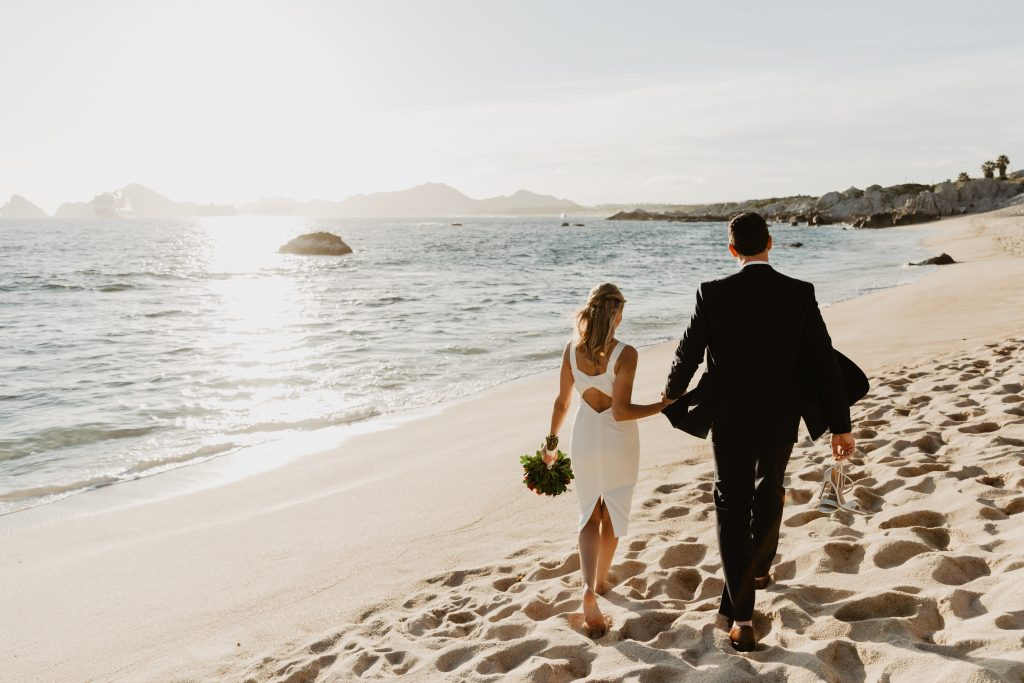 Los Cabos Elopement Wedding