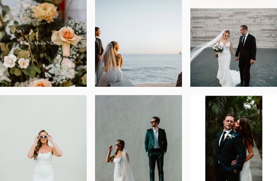 Maria Lopez Cabo Wedding Photographer Instagram Profile