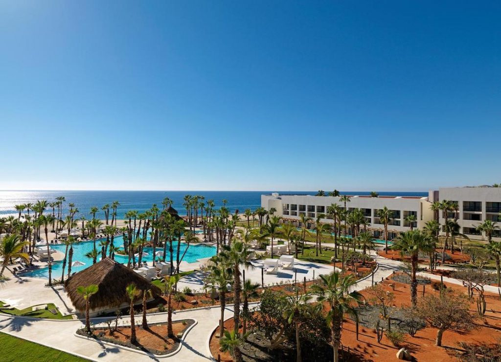 Paradisus All inclusive hotel and Look at me Brides Wedding Planner Los Cabos