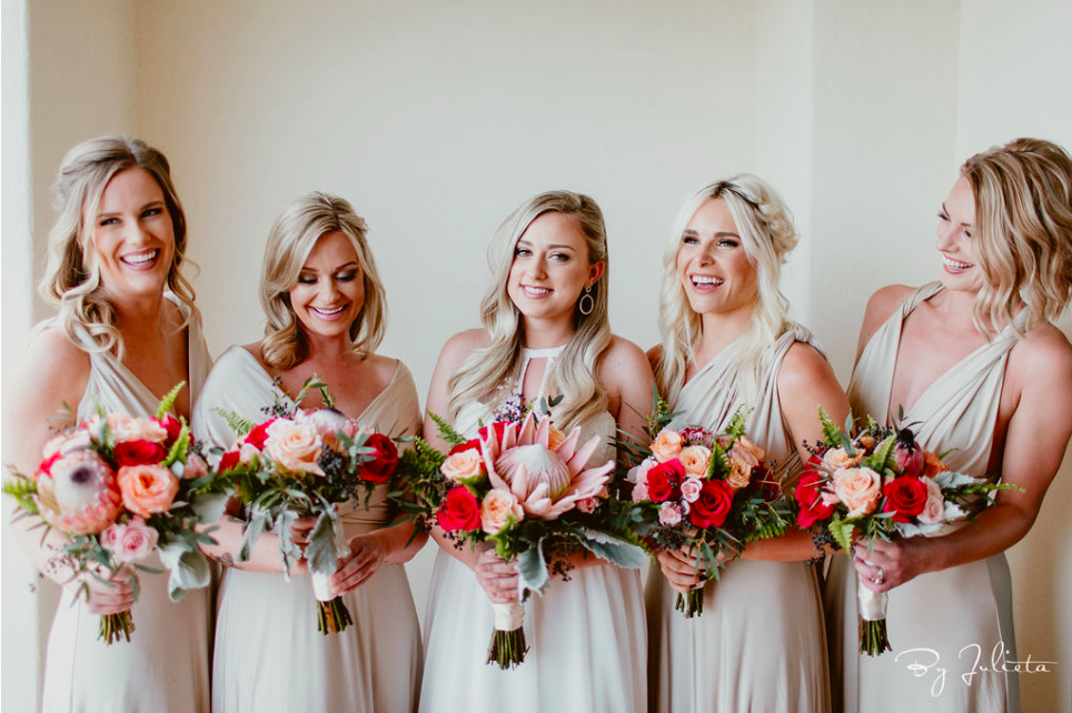 Wedding Party roles