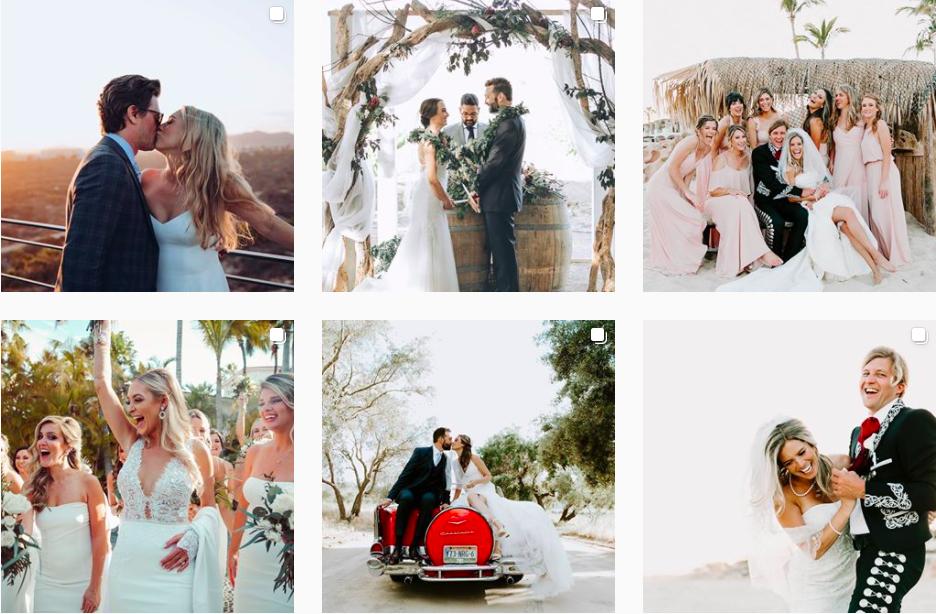 Ximena Zermeño Cabo Wedding Photographer Instagram Profile